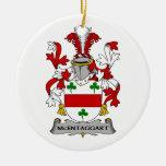 Escudo de la familia de McEntaggart Ornatos