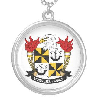 Escudo de la familia de McEvers Joyerias