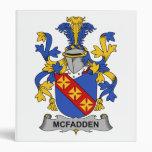 Escudo de la familia de McFadden