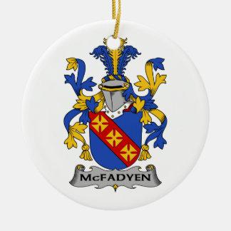 Escudo de la familia de McFadyen Adorno Para Reyes