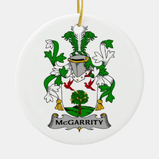 Escudo de la familia de McGarrity Adorno Para Reyes