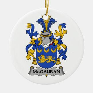 Escudo de la familia de McGauran Adorno Para Reyes