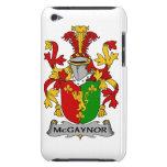 Escudo de la familia de McGaynor iPod Touch Funda