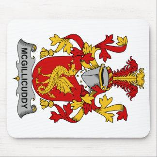 Escudo de la familia de McGillicuddy Alfombrilla De Raton