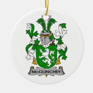 Escudo de la familia de McGlinchey Adornos