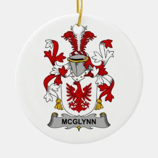 Escudo de la familia de McGlynn Ornatos