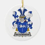 Escudo de la familia de McGorman Adorno Para Reyes