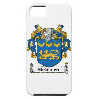 Escudo de la familia de McGovern iPhone 5 Fundas