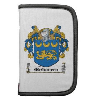 Escudo de la familia de McGovern Organizador