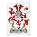 Escudo de la familia de McGrann iPad Mini Cárcasa
