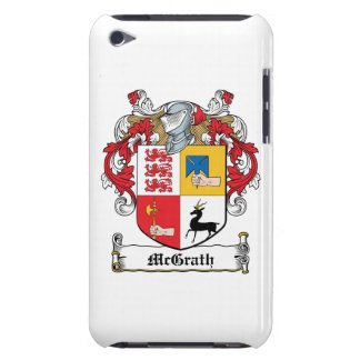 Escudo de la familia de McGrath iPod Touch Cobertura