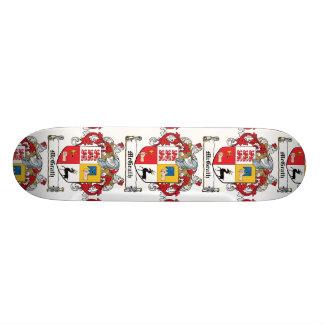 Escudo de la familia de McGrath Skate Board