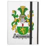 Escudo de la familia de McGuiness