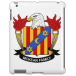 Escudo de la familia de McKean