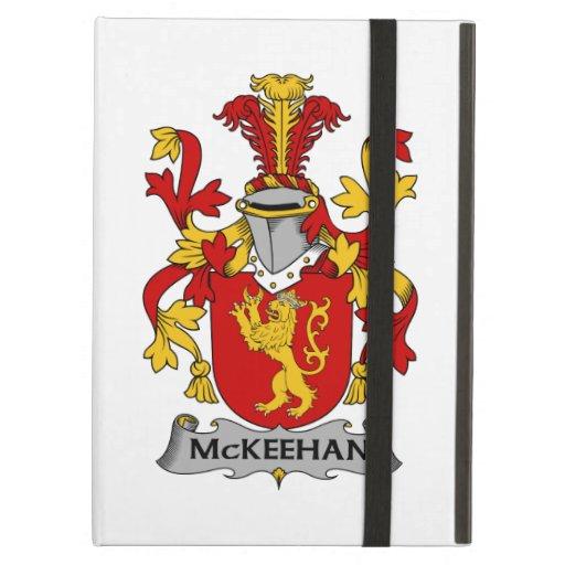 Escudo de la familia de McKeehan
