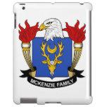 Escudo de la familia de McKenzie