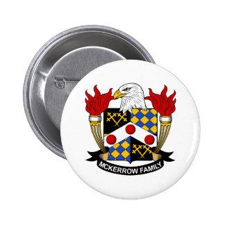 Escudo de la familia de McKerrow Pin