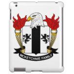 Escudo de la familia de McKetchnie