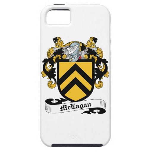 Escudo de la familia de McLagan iPhone 5 Cobertura