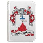 Escudo de la familia de McLannahan