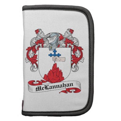Escudo de la familia de McLannahan Organizador