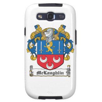 Escudo de la familia de McLaughlin Samsung Galaxy S3 Coberturas