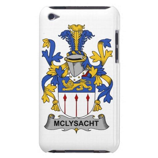 Escudo de la familia de McLysacht iPod Touch Cárcasa