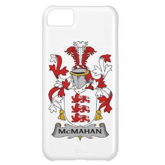 Escudo de la familia de McMahan Carcasa iPhone 5C