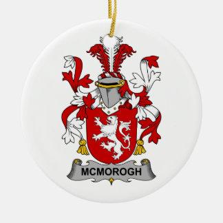 Escudo de la familia de McMorogh Ornato