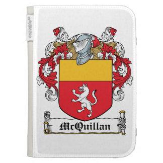 Escudo de la familia de McQuillan