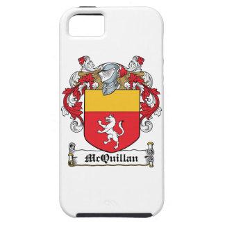 Escudo de la familia de McQuillan iPhone 5 Fundas