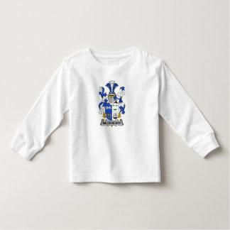 Escudo de la familia de McSheehy Tee Shirt