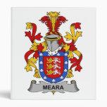 Escudo de la familia de Meara