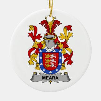 Escudo de la familia de Meara Adornos