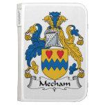 Escudo de la familia de Mecham