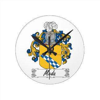 Escudo de la familia de MEDA Reloj