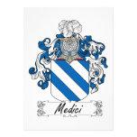 Escudo de la familia de Medici Comunicado Personal