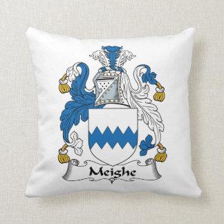 Escudo de la familia de Meighe Cojines