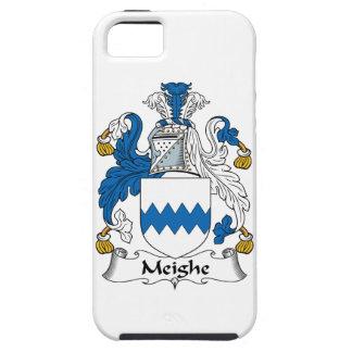 Escudo de la familia de Meighe iPhone 5 Case-Mate Cobertura