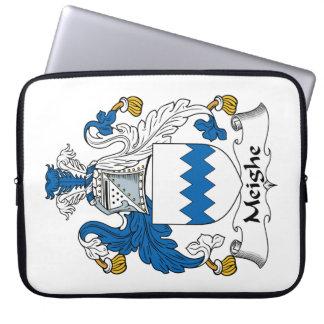 Escudo de la familia de Meighe Funda Ordendadores