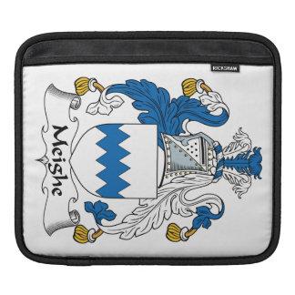 Escudo de la familia de Meighe Funda Para iPads