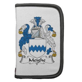 Escudo de la familia de Meighe Organizador