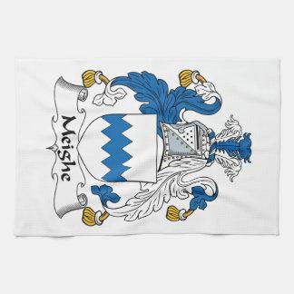 Escudo de la familia de Meighe Toallas