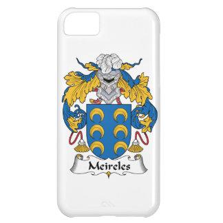 Escudo de la familia de Meireles Carcasa Para iPhone 5C
