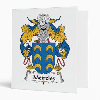 Escudo de la familia de Meireles