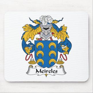 Escudo de la familia de Meireles Tapetes De Ratones