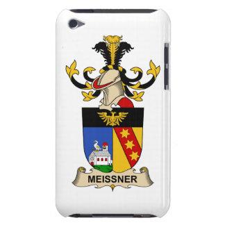 Escudo de la familia de Meissner iPod Case-Mate Funda