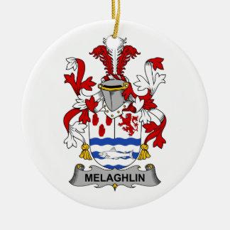 Escudo de la familia de Melaghlin Adorno Para Reyes