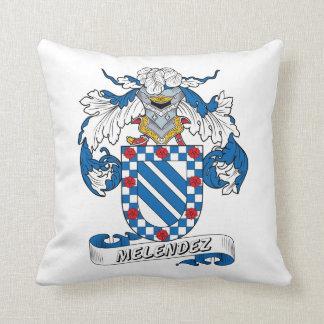 Escudo de la familia de Melendez Almohada