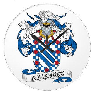 Escudo de la familia de Melendez Reloj